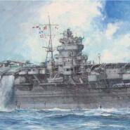 1/350 旧日本海軍航空母艦 翔鶴 デラックス